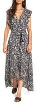 Splendid Women's Wrap Maxi Dress