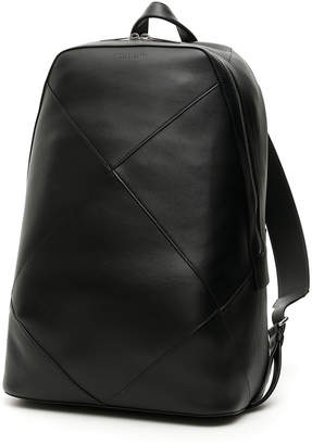 Bottega Veneta Patchwork Backpack