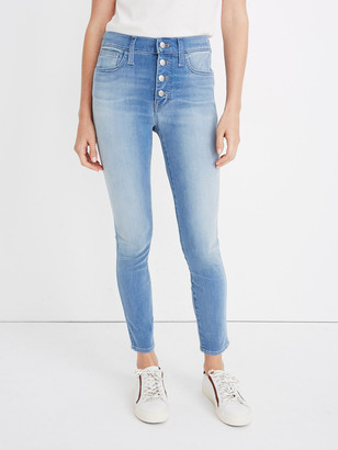 Madewell High Rise Jegging