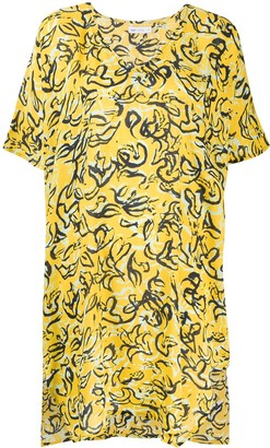 Onia x Hanna kaftan dress