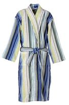 Christy Blue 'capsule Stripe' Robe