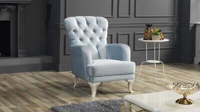 Rosdorf Park Ishaan Wingback Chair Shopstyle