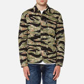 Edwin Men's Blitz Union Jacket Camo