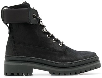 Tommy Hilfiger Colour Block Boots