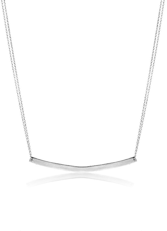 Adina Small Arc Necklace