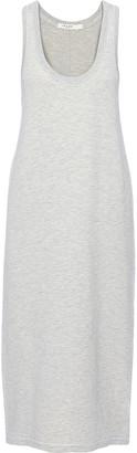 Rag & Bone Marlon French Modal-blend Terry Midi Dress