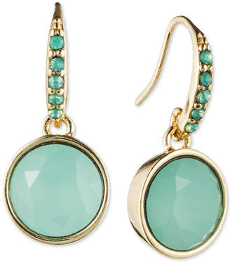 lonna & lilly Gold-Tone Stone Earrings