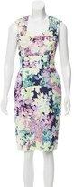 Erdem Printed Sleeveless Dress