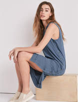 Lucky Brand Sleeveless Stripe Dress