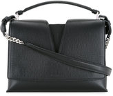 Jil Sander cut-out detail shoulder bag - women - Calf Leather - One Size