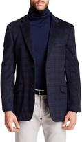 James Tattersall Plaid Sport Coat