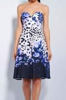 Lumier Leopard Print Dress
