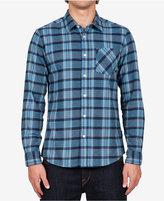 Volcom Men's Long-Sleeve Gaines Plaid Shirt