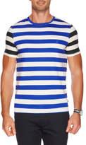 Nautica Short Sleeve Stripe Tee