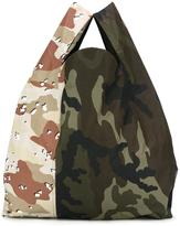 MM6 MAISON MARGIELA 'Camouflage' tote - women - Cotton/Polyester - One Size