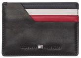 Tommy Hilfiger Signature Stripe Credit Card Holder