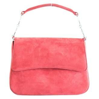 Bally Red Leather Handbags