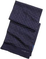 Polo Ralph Lauren Men's Dot-Print Scarf