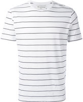 Officine Generale stripy T-shirt - men - Cotton - S