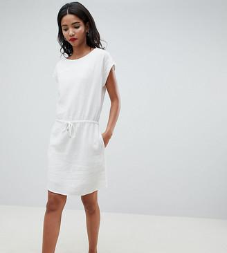 Esprit Drawstring Smock Dress