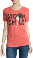 Arizona Moon Child Graphic T-Shirt- Juniors