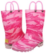 Western Chief Camo Lighted Rain Boot (Toddler/Little Kid)