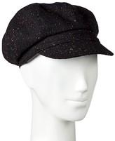 Merona Women's Newsboy Hat Ebony