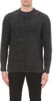 Blood Brother Boucle Knitted Jumper