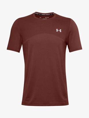 Under Armour Seamless Short Sleeve Training Top