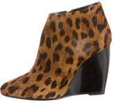 Pierre Hardy Wedge Ankle Boots