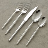 Crate & Barrel Uptown 5-Piece Flatware Place Setting