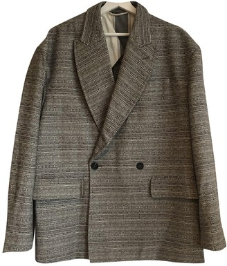 Vivienne Westwood Anthracite Cotton Jackets