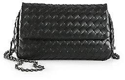 Bottega Veneta Women's Leather Crossbody Bag