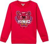 Kenzo Boys Tiger Sweatshirt