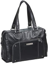 Clark & Mayfield Women's Morrison Leather Laptop Handbag 18.4""