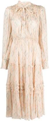 Ulla Johnson Brielle silk midi dress