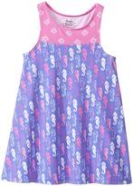 Hatley Sea Horse Swim Dress Cover-Up Girl's Swimwear