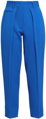 Cédric Charlier Crepe Tapered Pants