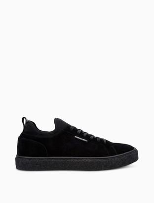Calvin Klein Ellison Suede Sneaker