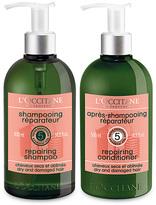 L'Occitane Aromachologie Repairing Duo 500ml