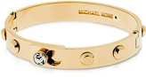 Michael Kors Astor Metal Bangle w/Studs