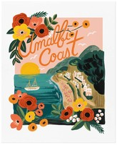 Rifle Paper Co. Rifle Paper Amalfi Cost Poster - 28x35 cm