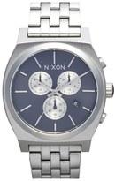 Nixon 'Time Teller' Chronograph Bracelet Watch, 39mm