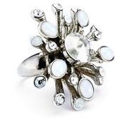 Oscar de la Renta Women's 'Galaxy' Swarovski Crystal Ring