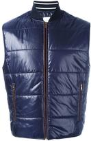 Paul Smith shower-proof padded gilet