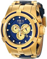 Invicta Men's 14614 Bolt Analog Display Swiss Quartz Blue Watch