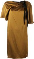 Lanvin shift dress - women - Acetate/Viscose/Silk - 34