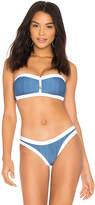 Seafolly Block Party Bikini Top