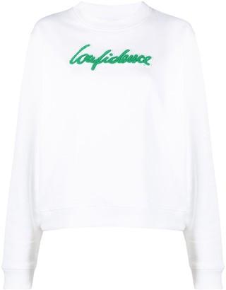 Odeeh Confidence sweatshirt
