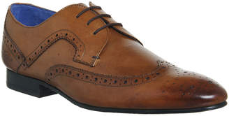 Ted Baker Oakke Brogues Tan Leather
